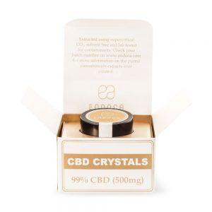 Endoca Cannabis CBD Crystals