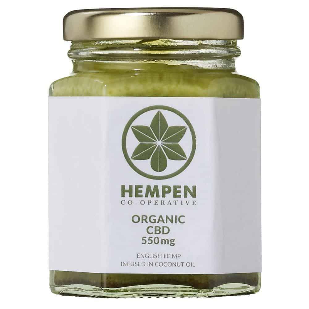 Hempen Organic CBD Coconut Oil