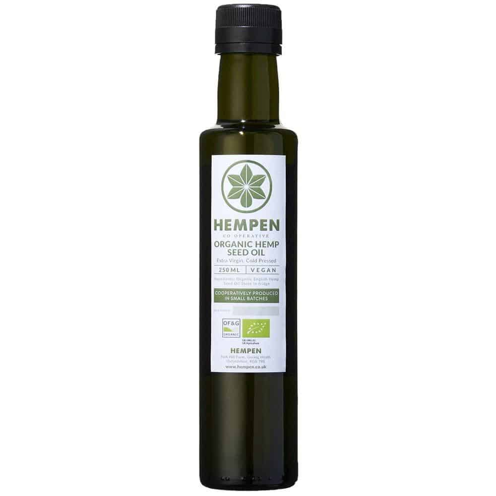 Hempen Organic Hemp Seed Oil