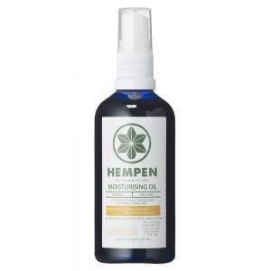 Hempen Organic Hemp Moisturising Oil Relaxing
