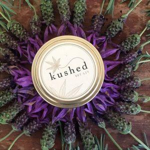 Kushed Lavender Kush Candle