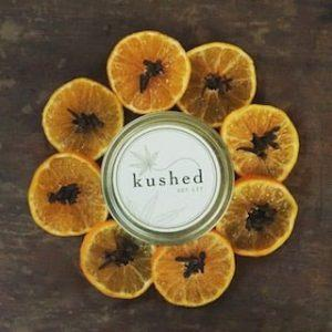 Kushed Tangerine Dream Candle