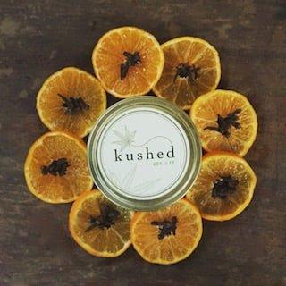 Kushed Tangerine Dream Candle