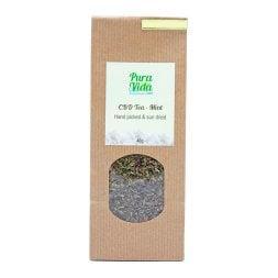 Pura Vida CBD Mint CBD Tea