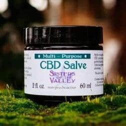 Sisters of the Valley CBD Topical Salve