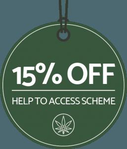 15% Off Help To Access Scheme