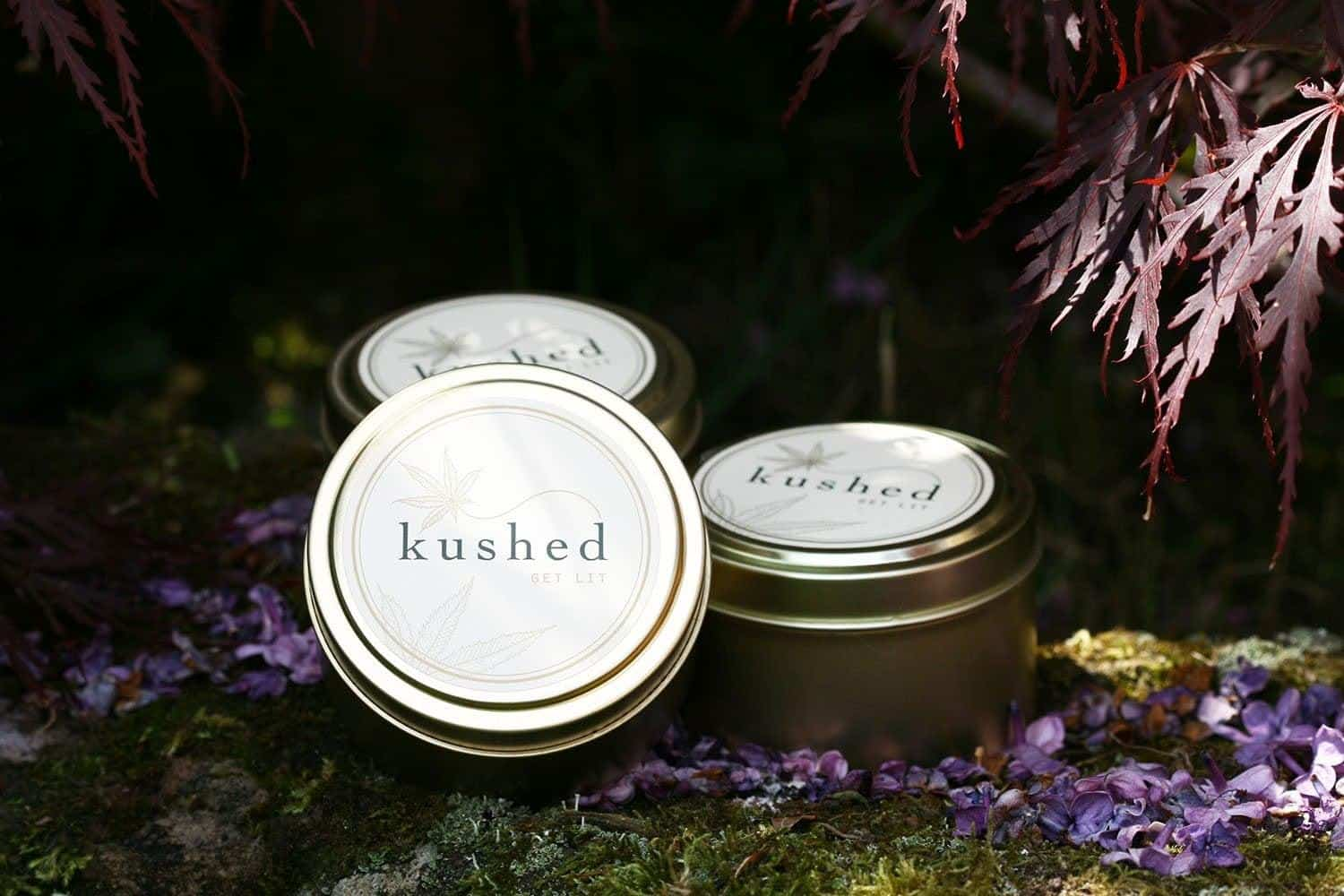 Kushed Candles Introductory Offer