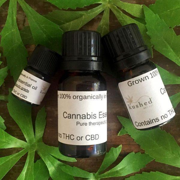 Kushed Hemp Cannabis Essential Oil