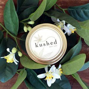 Kushed White Witch Candle