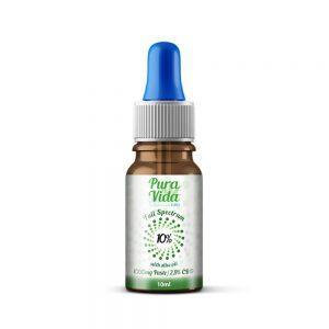 Pura Vida CBD Olive CBD Oil 10%