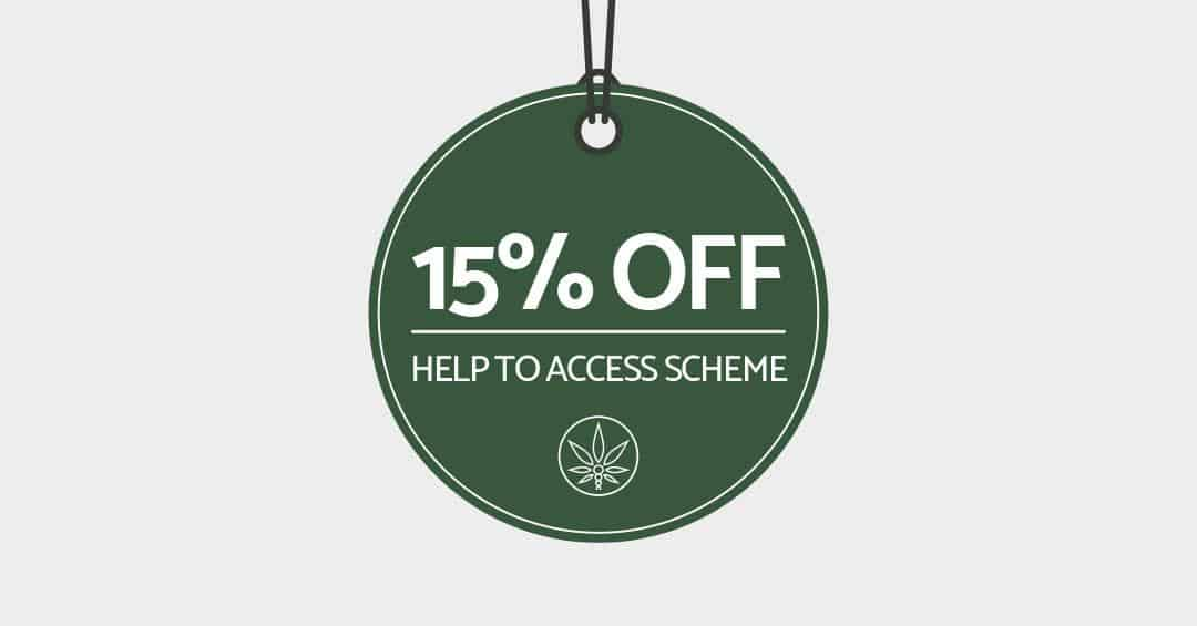 Help To Access Scheme 15% Off