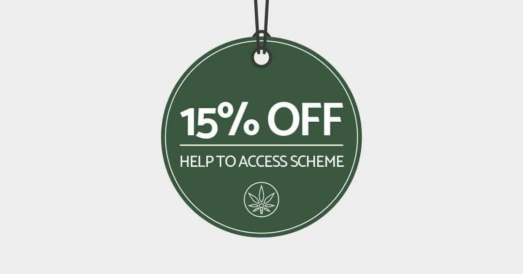 Help To Access Scheme 15% Off