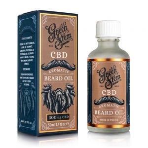 Green Stem CBD Beard Oil