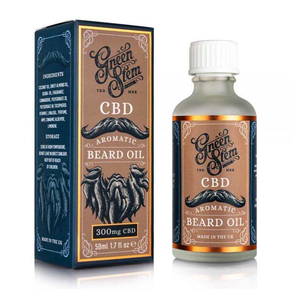 Green Stem CBD Beard Oil