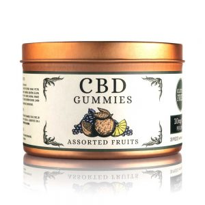 Green Stem CBD Gummies