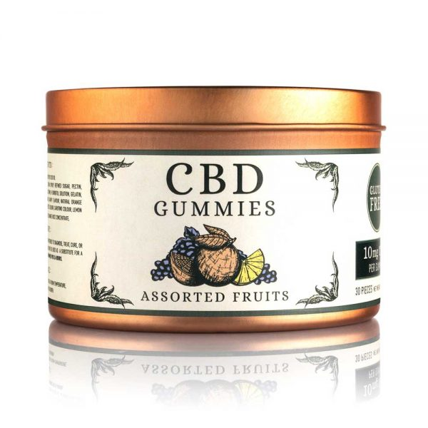 Green Stem CBD Gummies