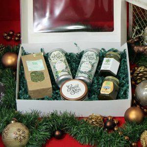 CBD Food & Drink Gift Box