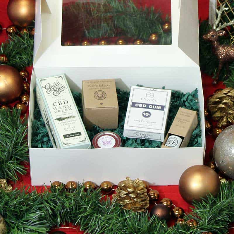 Introduction to CBD Gift Box