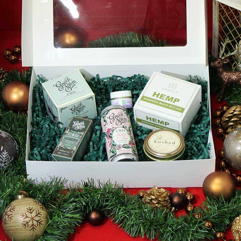 CBD Spa Gift Box