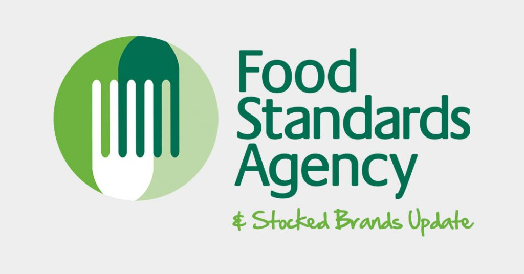 Novel Foods & Stocked Brands Update